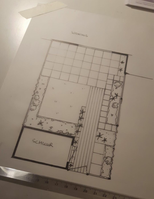 Garden design Capelle